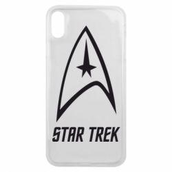 Чохол для iPhone Xs Max Star Trek