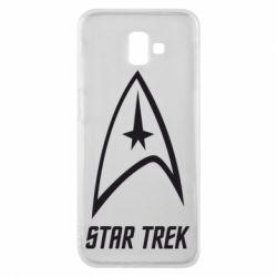 Чохол для Samsung J6 Plus 2018 Star Trek