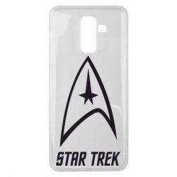 Чохол для Samsung J8 2018 Star Trek