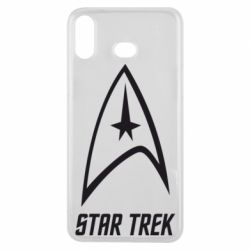 Чохол для Samsung A6s Star Trek