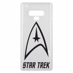 Чохол для Samsung Note 9 Star Trek
