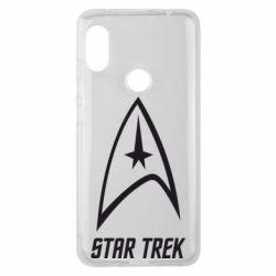 Чохол для Xiaomi Redmi Note Pro 6 Star Trek