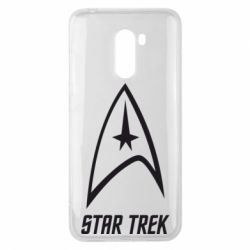 Чехол для Xiaomi Pocophone F1 Star Trek - FatLine
