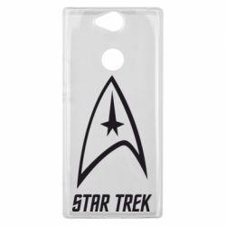 Чехол для Sony Xperia XA2 Plus Star Trek - FatLine