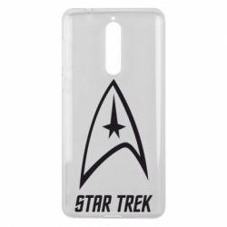 Чехол для Nokia 8 Star Trek - FatLine