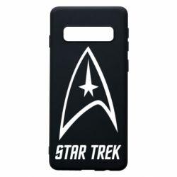 Чохол для Samsung S10 Star Trek