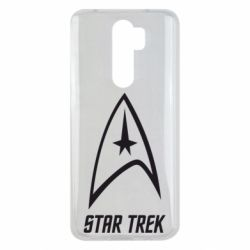 Чохол для Xiaomi Redmi Note 8 Pro Star Trek