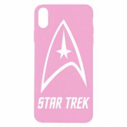 Чохол для iPhone X/Xs Star Trek