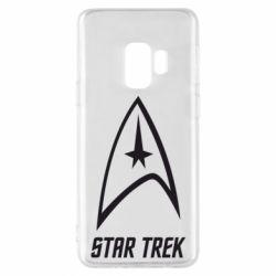 Чохол для Samsung S9 Star Trek