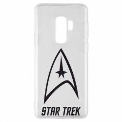 Чохол для Samsung S9+ Star Trek