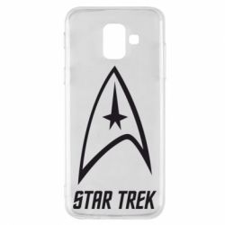 Чохол для Samsung A6 2018 Star Trek