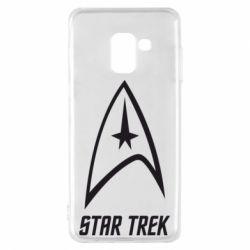 Чохол для Samsung A8 2018 Star Trek