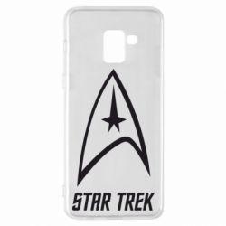Чохол для Samsung A8+ 2018 Star Trek