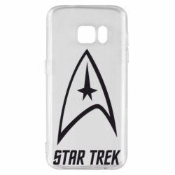 Чохол для Samsung S7 Star Trek
