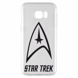 Чохол для Samsung S7 EDGE Star Trek