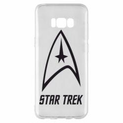 Чохол для Samsung S8+ Star Trek