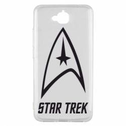 Чехол для Huawei Y6 Pro Star Trek - FatLine