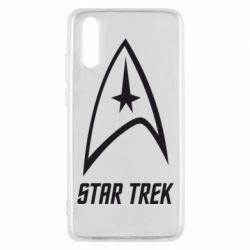 Чехол для Huawei P20 Star Trek - FatLine