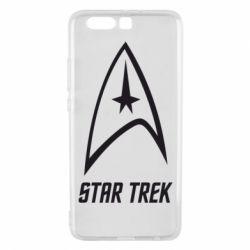 Чехол для Huawei P10 Plus Star Trek - FatLine
