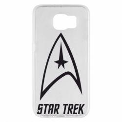Чохол для Samsung S6 Star Trek