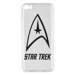 Чохол для Xiaomi Mi5/Mi5 Pro Star Trek