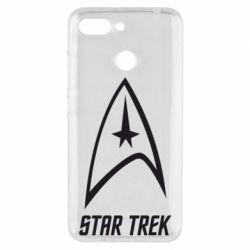 Чехол для Xiaomi Redmi 6 Star Trek - FatLine
