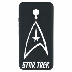 Чехол для Meizu M5 Star Trek - FatLine