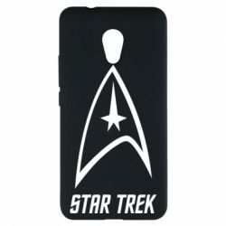 Чехол для Meizu M5s Star Trek - FatLine