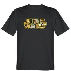 Мужская футболка Star Wars 3D - FatLine
