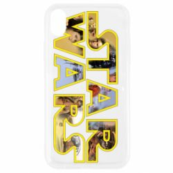 Чохол для iPhone XR Star Wars 3D