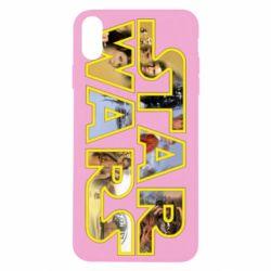 Чохол для iPhone Xs Max Star Wars 3D