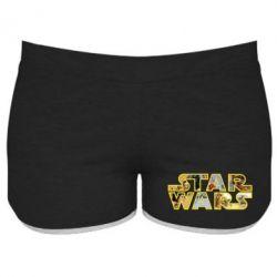 Женские шорты Star Wars 3D - FatLine