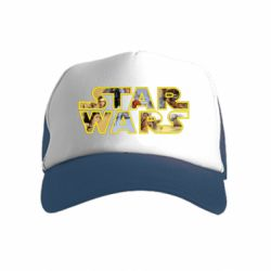 Дитяча кепка-тракер Star Wars 3D