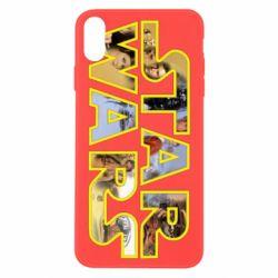 Чохол для iPhone X/Xs Star Wars 3D