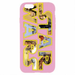 Чохол для iPhone 6/6S Star Wars 3D