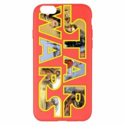 Чохол для iPhone 6 Plus/6S Plus Star Wars 3D