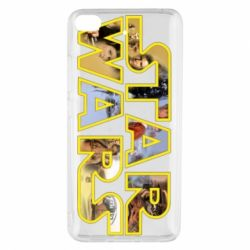 Чохол для Xiaomi Mi 5s Star Wars 3D