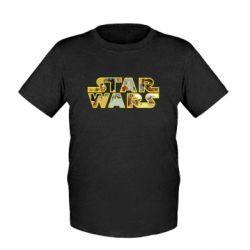 Детская футболка Star Wars 3D - FatLine
