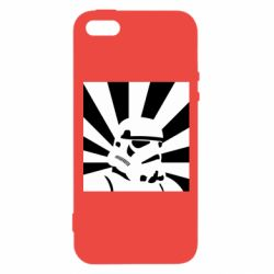 Чехол для iPhone5/5S/SE Star Wars Dro