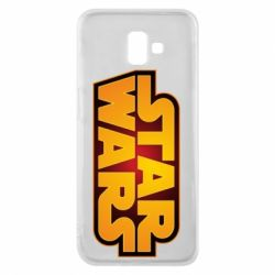 Чохол для Samsung J6 Plus 2018 Star Wars Gold Logo
