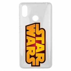 Чохол для Xiaomi Mi Max 3 Star Wars Gold Logo