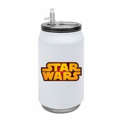 Термобанка 350ml Star Wars Gold Logo