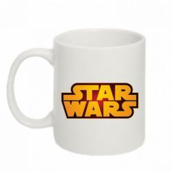 Кружка 320ml Star Wars Gold Logo - FatLine