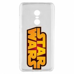 Чохол для Xiaomi Redmi Note 4 Star Wars Gold Logo