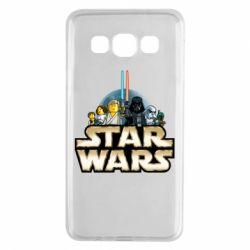 Чохол для Samsung A3 2015 Star Wars Lego
