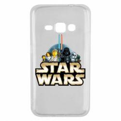 Чохол для Samsung J1 2016 Star Wars Lego