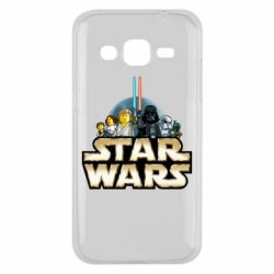 Чохол для Samsung J2 2015 Star Wars Lego