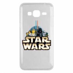 Чохол для Samsung J3 2016 Star Wars Lego