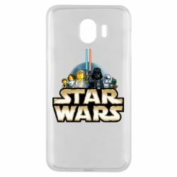 Чохол для Samsung J4 Star Wars Lego