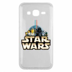 Чохол для Samsung J5 2015 Star Wars Lego